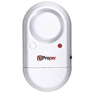 Alarme de détection de choc/vibrations Proper P-SAWSW-1 PB068