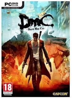 Jeu PC DMC Devil May Cry (Clé Steam)