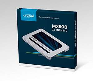 """SSD interne 2.5"""" Crucial CT500MX500SSD1 MX500 (3D NAND) - 500 Go"""