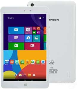 "Tablette 8"" Chuwi Hi8 - Dual Boot Windows 10 / Android 4.4"
