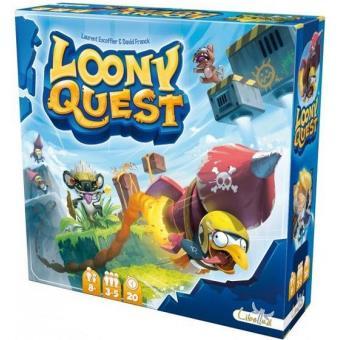 Jeu de société Loony Quest