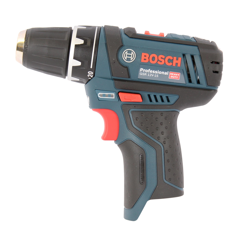 Perceuse-visseuse sans fil Bosch Professional GSR 12V-15 (gotools.de)