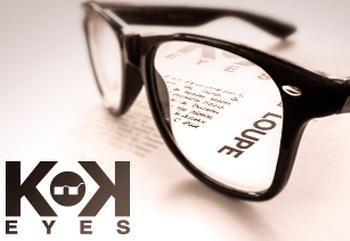 Lunettes de vue K-Eyes pour presbytie - (dioptries de +1 à +3.50)