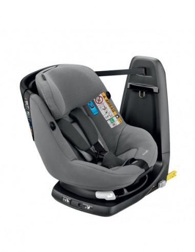Siège auto AxissFix Concrete Grey Bébé Confort gris