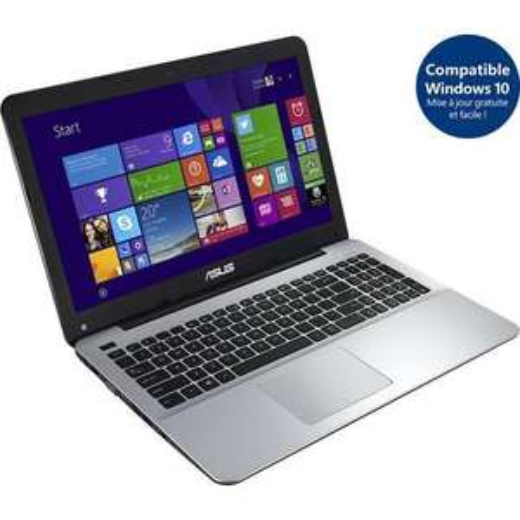 Pack ordinateur portable Asus R511LD-XX660H + Office 365 personnel