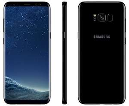 "Smartphone 6.2"" Samsung Galaxy S8+ Plus (SM-G955U) - Snapdragon 835, RAM 4 Go, ROM 64 Go (Coloris au choix)"