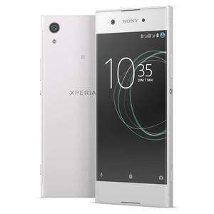 "Smartphone 5"" Sony Xperia XA1 - HD, Helio P20, 3 Go de RAM, 32 Go, blanc"