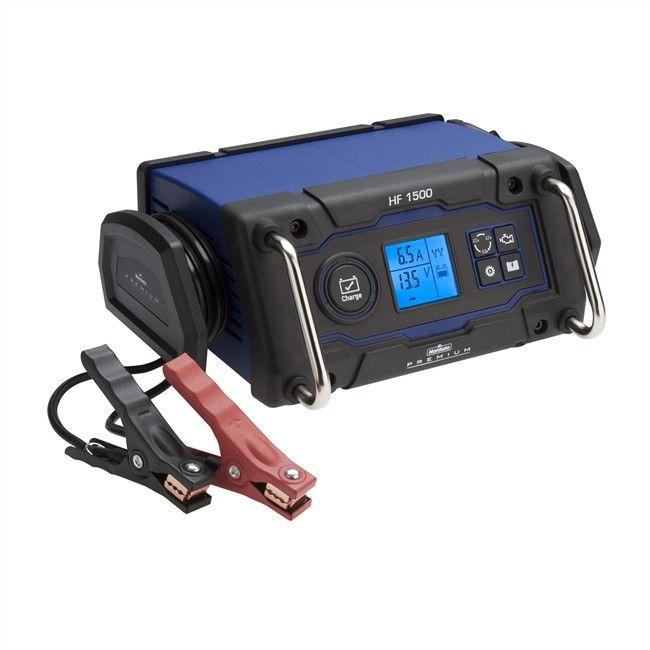 Chargeur batterie automatique Norauto Premium HF1500 15A/12V