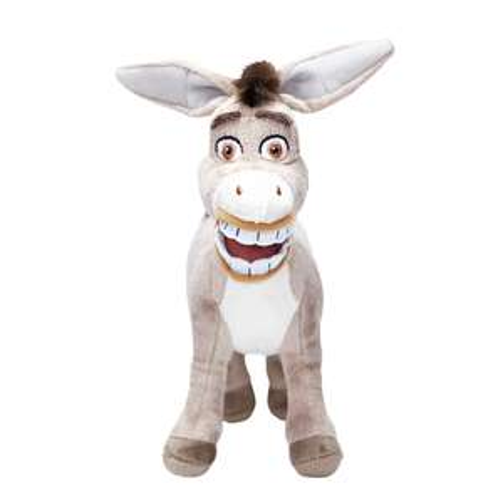 Sélection de peluches DreamWorks en promotion - Ex : L'Âne de Shrek (20 cm) - Lezennes (59)