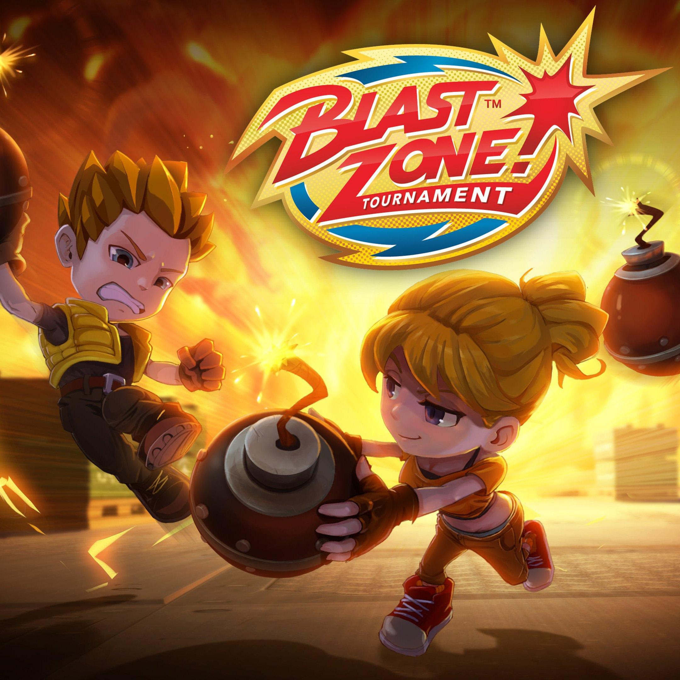 Blast Zone! Tournament gratuit sur PC (Dématérialisé)