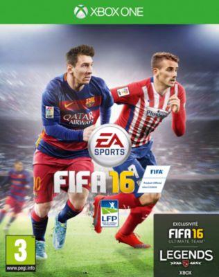 Jeu Fifa 16 sur Xbox One