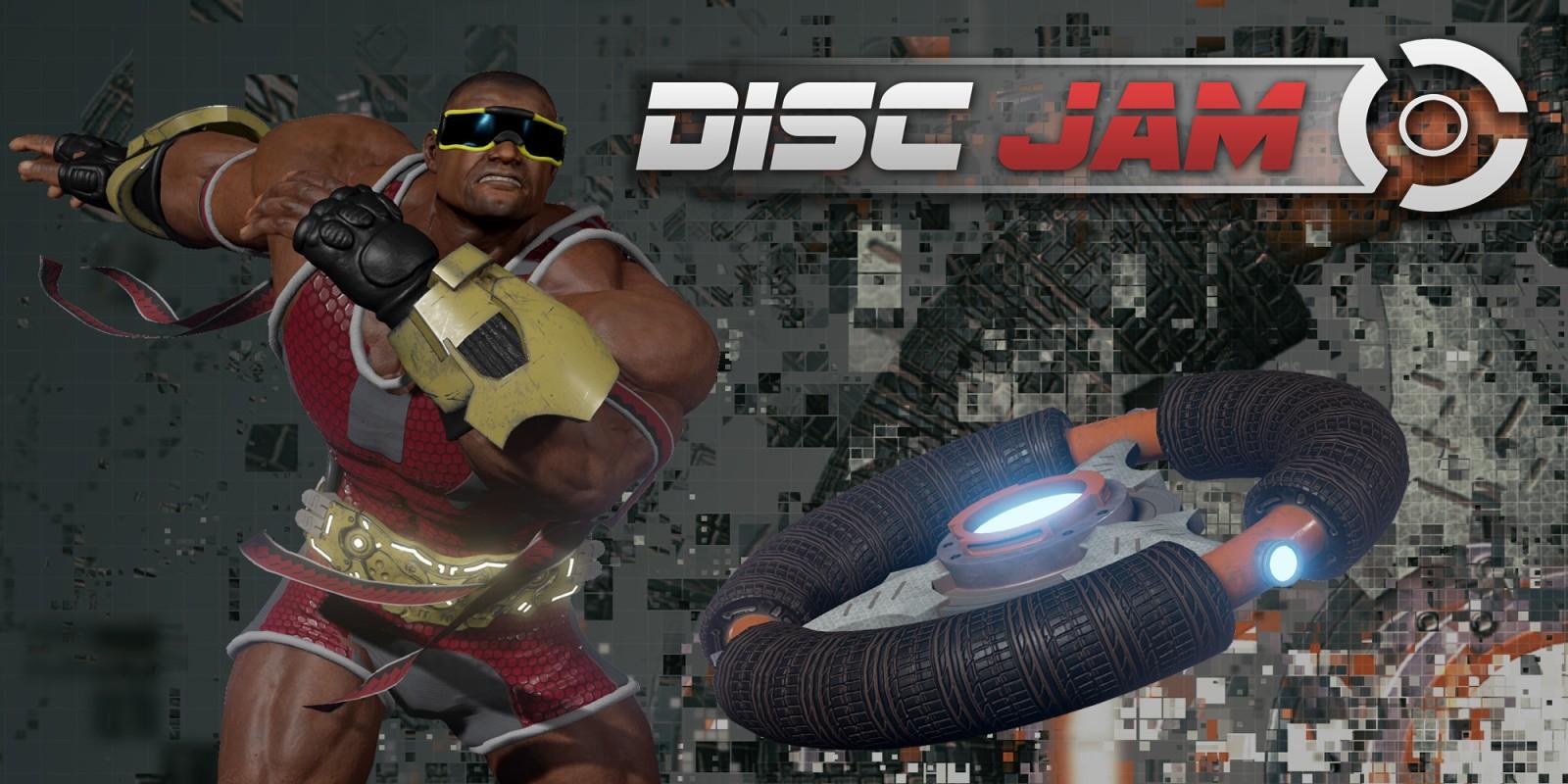 Jeu Disc Jam jouable gratuitement sur PC Steam jusqu'au dimanche 13 à 22H