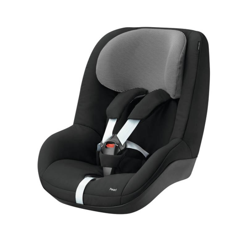 Siège auto Bébé Confort Pearl Black Raven