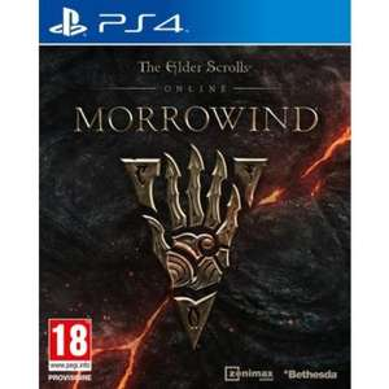 The Elder Scrolls Online : Morrowind sur PS4