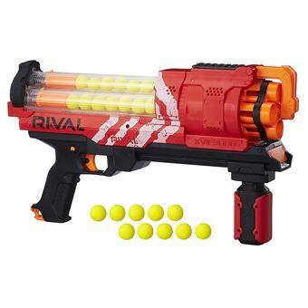 Pistolet à balles en mousse Nerf Rival Artemis - rouge