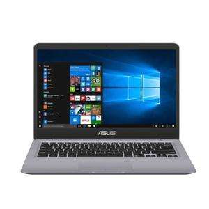"PC portable 14"" Asus VivoBook S410UA-EB408T - FHD - Core i5-8250U - RAM 8 Go - SSD 512 Go - Windows 10"