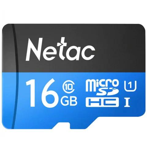 Carte microSDHC Netac - 16 Go