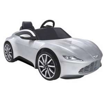Voiture électrique Feber Aston Martin James Bond 007 - 6 V