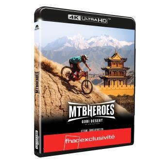 Blu-ray 4K MTB Heroes - Gobi Desert