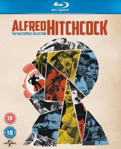Alfred Hitchcock: The Masterpiece Collection / 14 films - BluRay