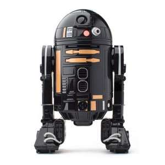 Droid Sphero R2-Q5 - Noir et orange