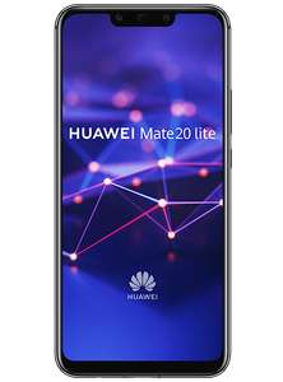 "Smartphone 6.3"" Huawei Mate 20 Lite - full HD+, Kirin 710, 4 Go de RAM, 64 Go"