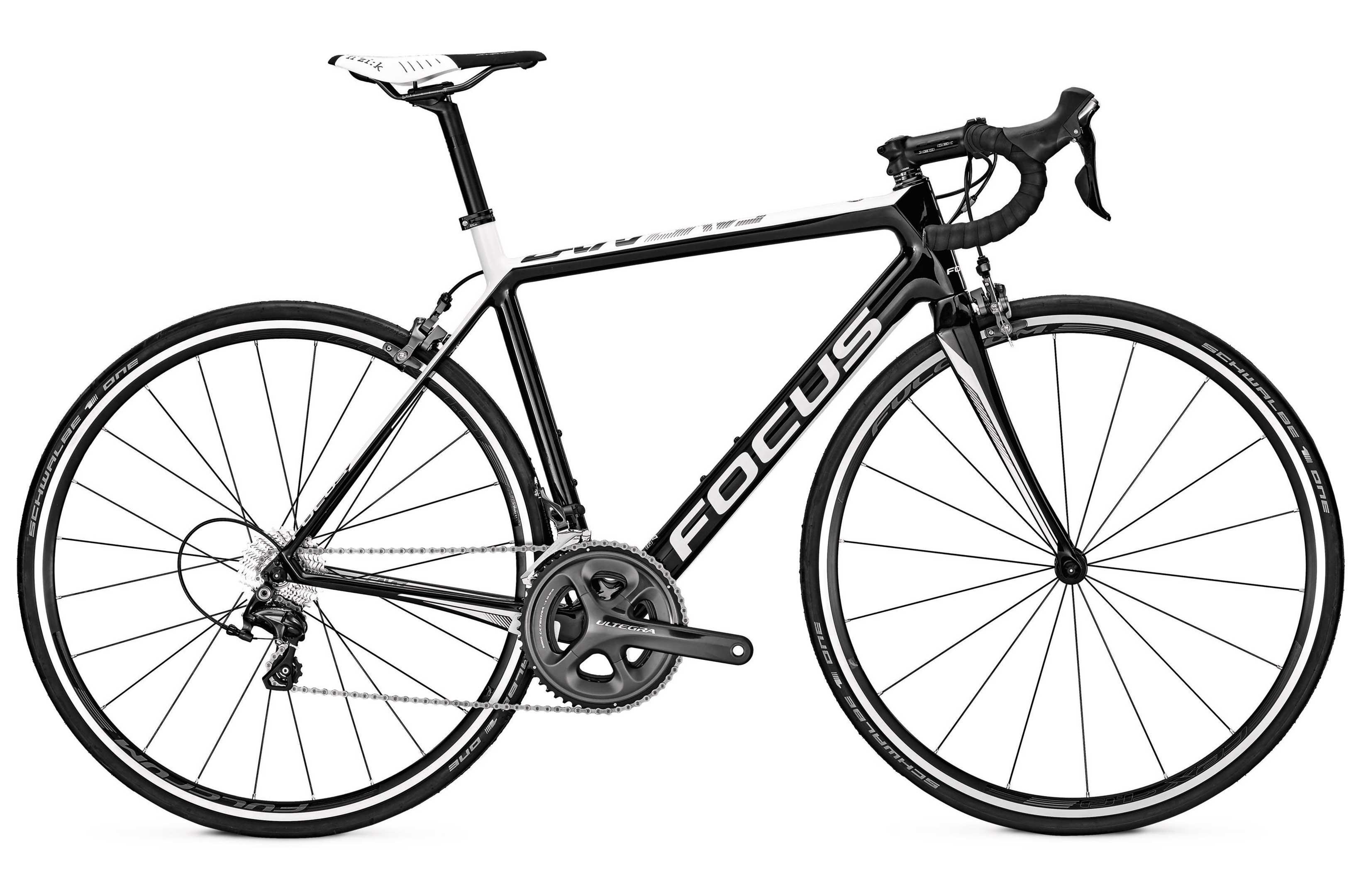 Vélo route Carbone FOCUS CAYO ULTEGRA 2017 (S et M)