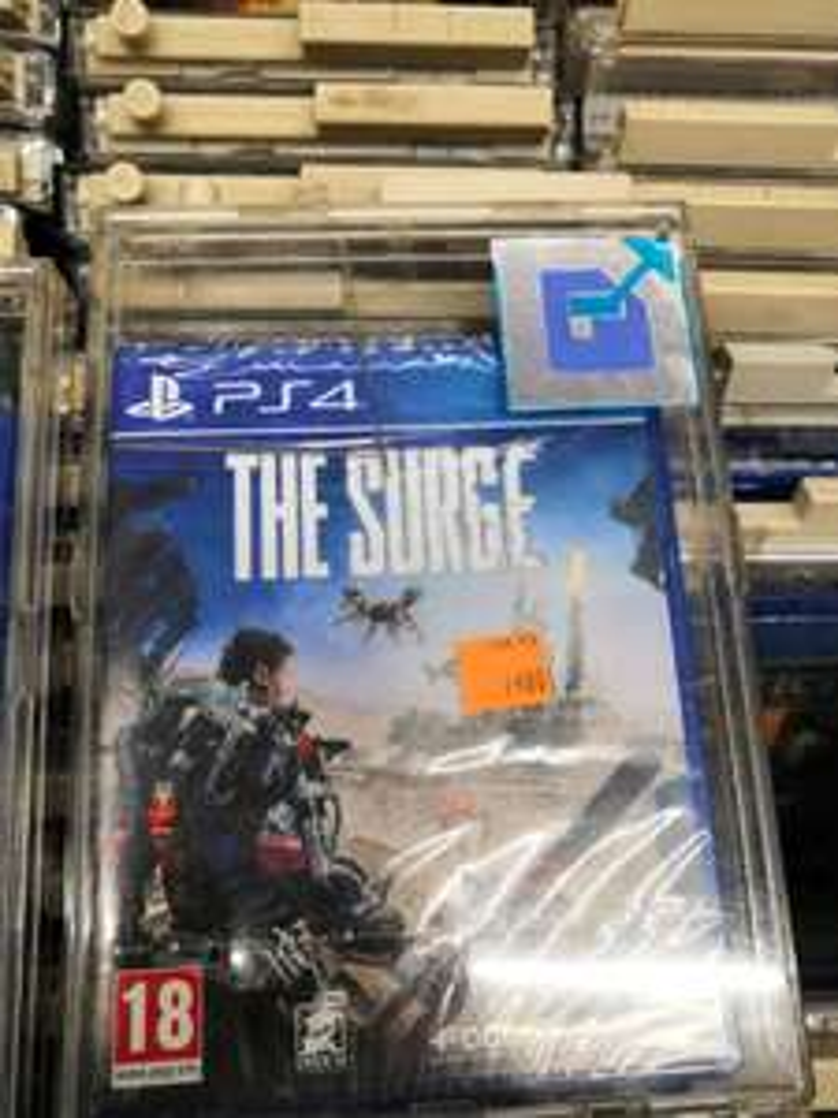 Sélection de jeux vidéo sur PC et PS4 - Ex : The Surge sur PS4 - Évry (91)