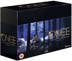 Coffret Blu-ray : Once Upon A Time Complete Saisons 1-7 (VOSTFR)