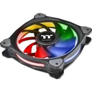 Lot de 3 Ventilateurs Thermaltake Ring Plus 12 RGB