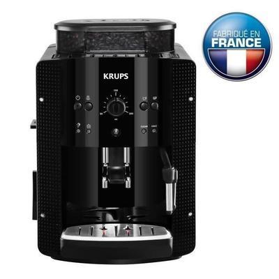 Machine expresso automatique Krups YY8125FD avec broyeur - Noir