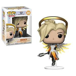 Figurine Funko Pop! Games Overwatch Mercy