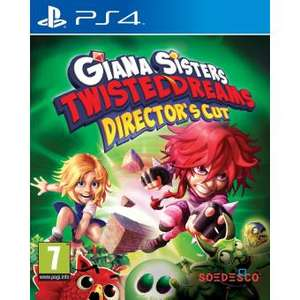 Giana Sisters : Twisted Dreams Director's Cut sur PS4