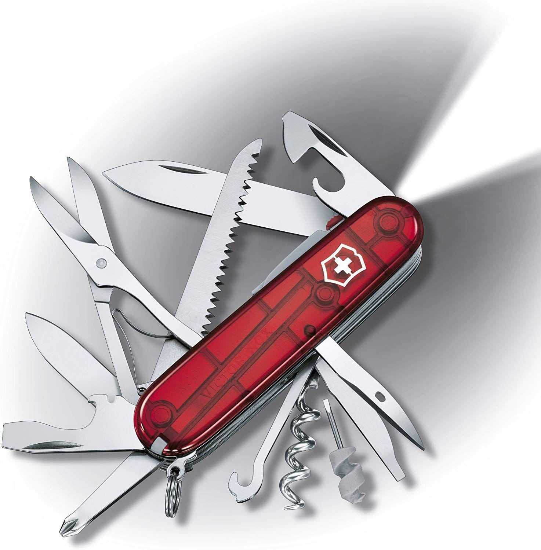 Couteau d'officier Victorinox Huntsman Lite