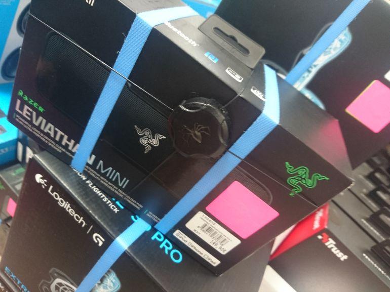 Sélection de Produits Razer en Promotion - Ex: Enceinte Leviathan Mini - Bordeaux Lac (33)