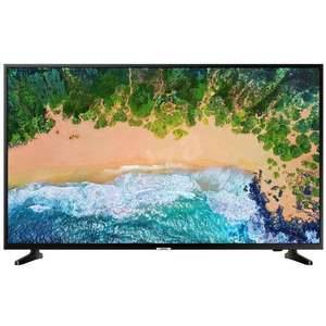 """TV LED 55"""" Samsung 55NU7093 138cm - 4K UHD, Smart TV - (Cloche d'Or - Frontaliers Luxembourg)"""