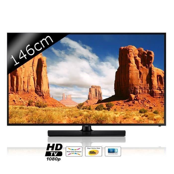 """TV 58"""" Samsung UE58H5200 Full HD (Avec ODR 10%)"""