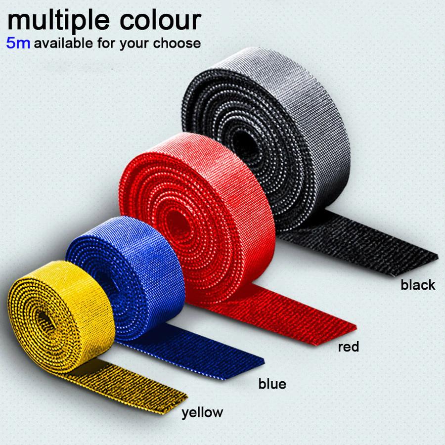 Bande Velcro pour organiser ses cables - 1m