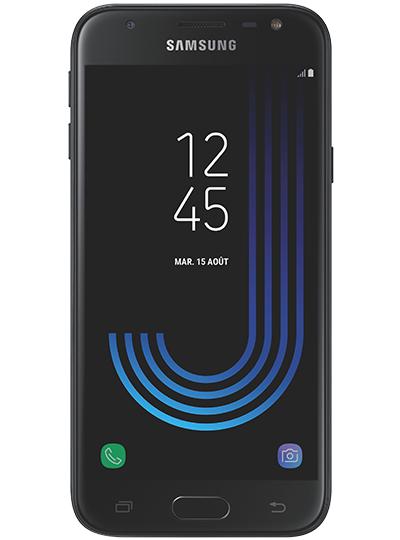 """[Clients RED] Smartphone 5"""" Samsung Galaxy J3 (2017) - Exynos 7570, 2 Go de RAM, 16 Go, Or (via ODR de 30€)"""