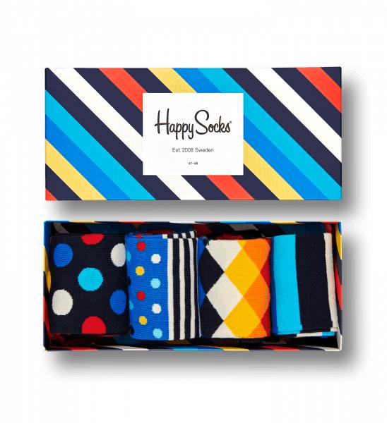 Pack de Chaussettes Stripe Gift
