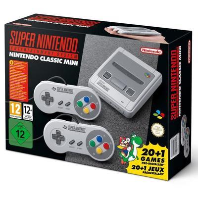 [Clients Privilèges] Console Nintendo Classic Mini: Super Nintendo