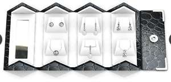 Coffret 3 parures ornées de cristaux Swarovski Elements