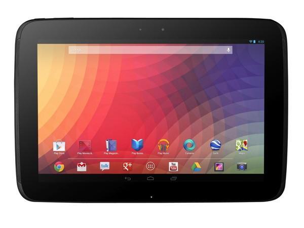 Tablette tactile Nexus 10 - 32Go