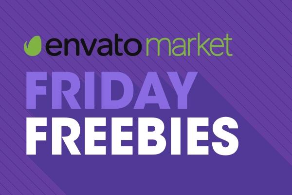 Sélection de 4 templates gratuites Envato (Themeforest, VideoHive, Graphicriver et AudioJungle)