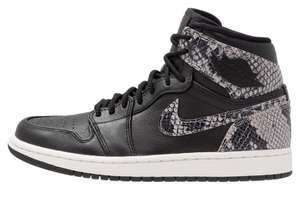 Basket Nike Air Jordan  - Femme, Black/phantom