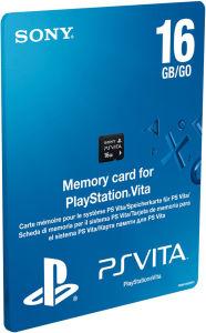 Carte Mémoire Sony 16 Go pour PS Vita
