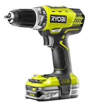 Sélection d'outils portatifs en promo - Ex : Perceuse-visseuse sans fil Ryobi RCD18021L - 18V (avec batterie + chargeur)