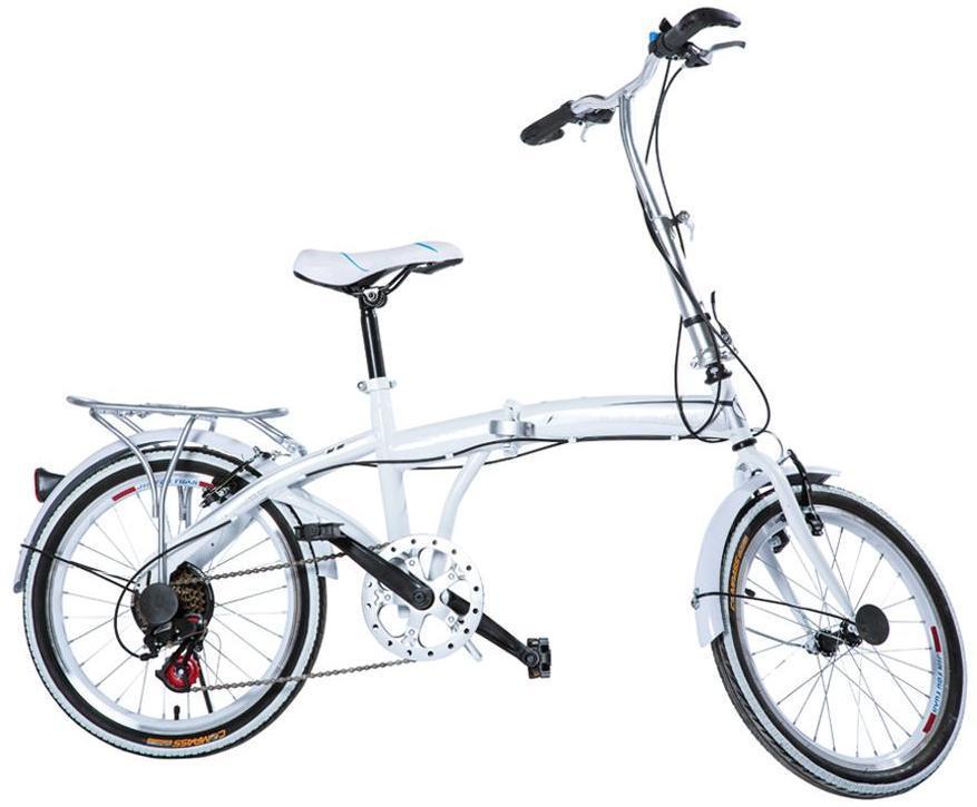 Vélo pliable Vélobecane classic - 14 Kg