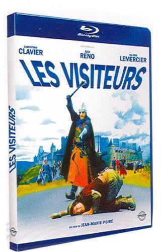 Blu-ray Les Visiteurs
