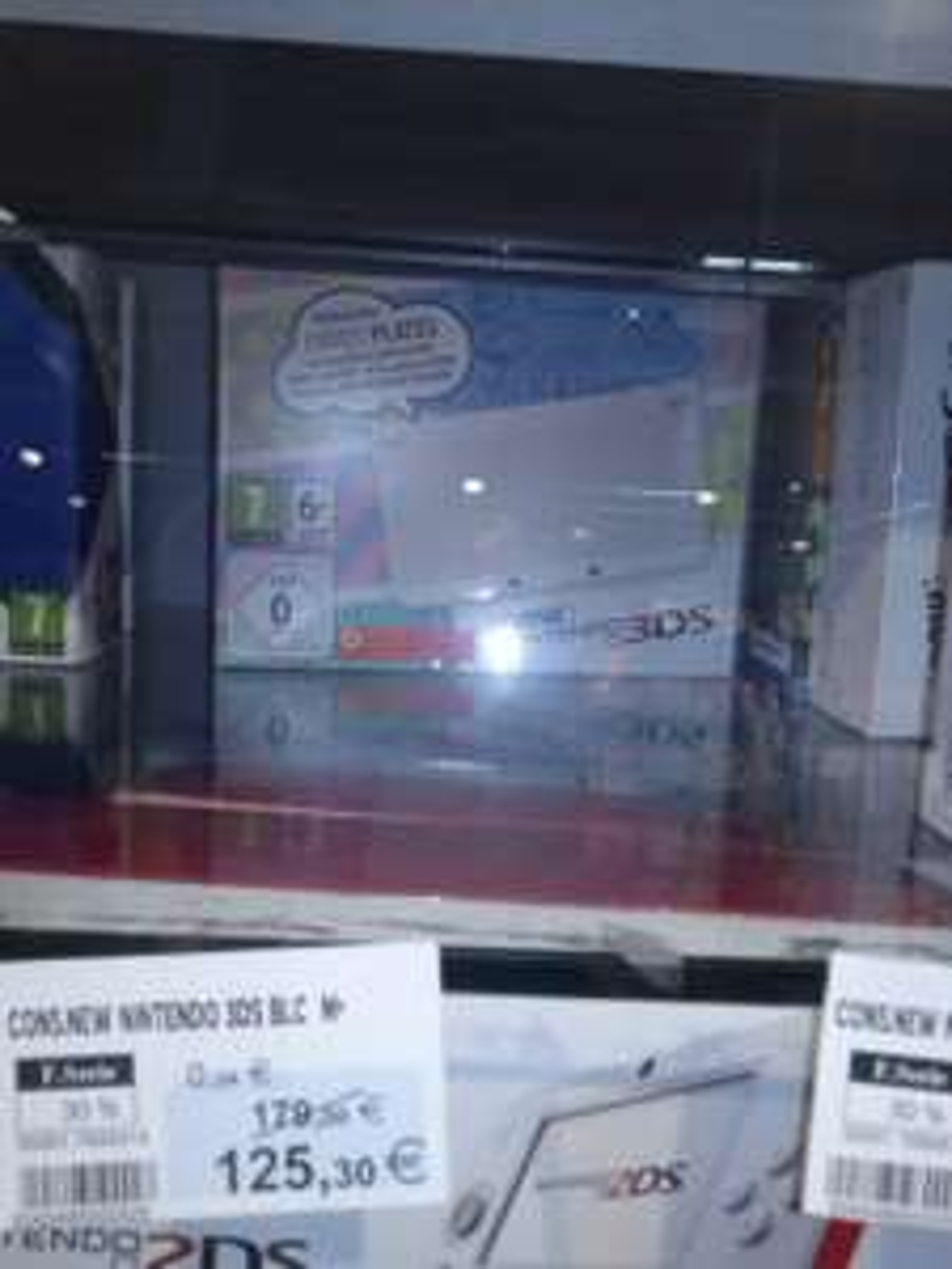 Console Nintendo New 3DS Blanche
